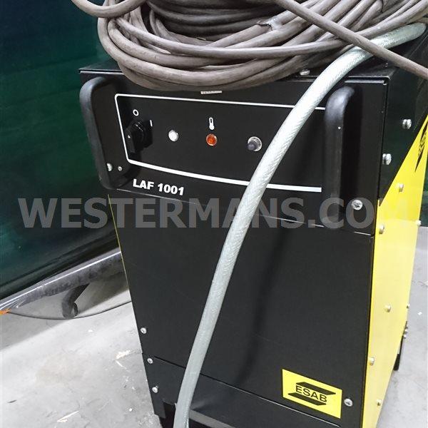 ESAB LAF 1001 Welding Power Source + ESAB A2 Tractor & PEK controls