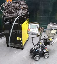 ESAB LAF 1001 Welding Power Source + ESAB A2 Tractor & PEK controls