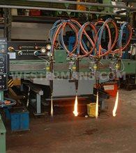 ESAB/BOC Falcon CNC Gas Profile Cutting Machine