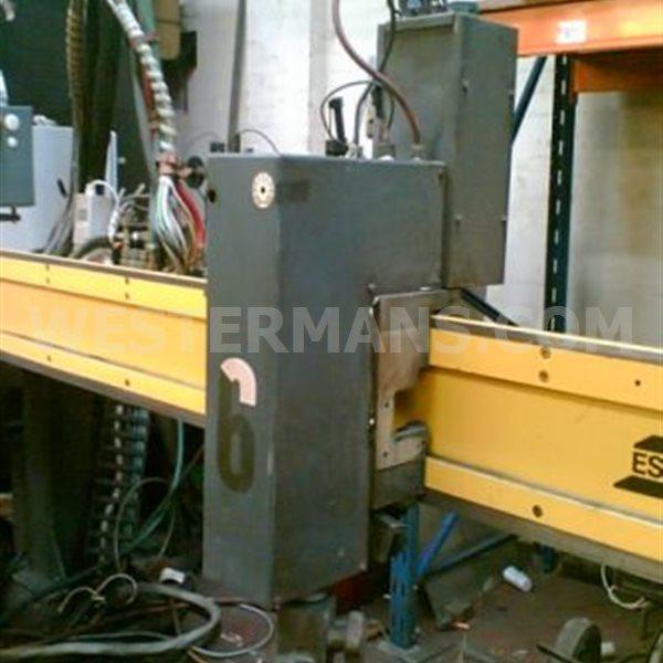 ESAB Motorised CoolJet Cutting Posts