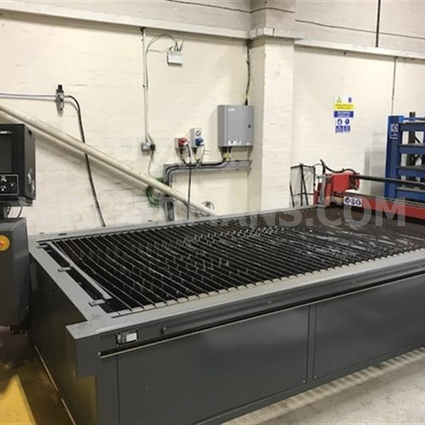 Esprit Arrow CNC Plasma Profile Cutting Machine with Hypertherm Powermax 45