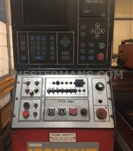Esprit Lightning 2000 CNC Portal Gas Profile Cutting System