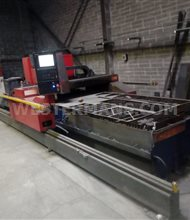 Esprit Viper 1500 CNC Plasma Profile with Hypertherm 260 Hydefinition fitted