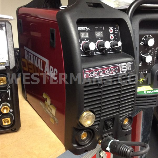 Thermal Arc Fabricator 181i Compact MIG & Multiprocess Inverter - New In Stock