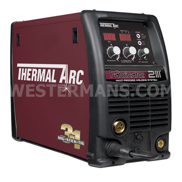 Thermal Arc Fabricator 211i Compact MIG and Multi Process Inverter - New In Stock