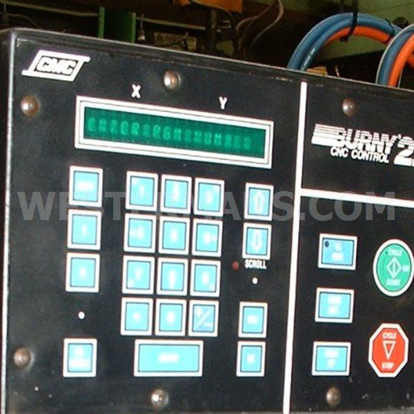 Burny 2.5 RS232/422 CNC Unit