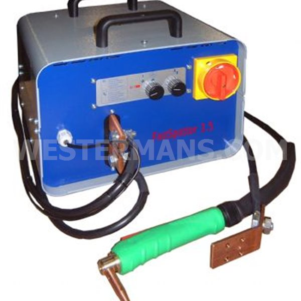 FastSpotter 3.5/5.0 KVA Single Sided Spot, Poke and Micro Welder or Seam Welding Attachment