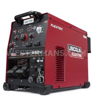 New Lincoln Flextec 650X CE Power Source