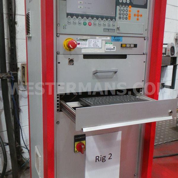 Fronius Model FPA 9000 ETR-S CNC Weld Overlay clad 2