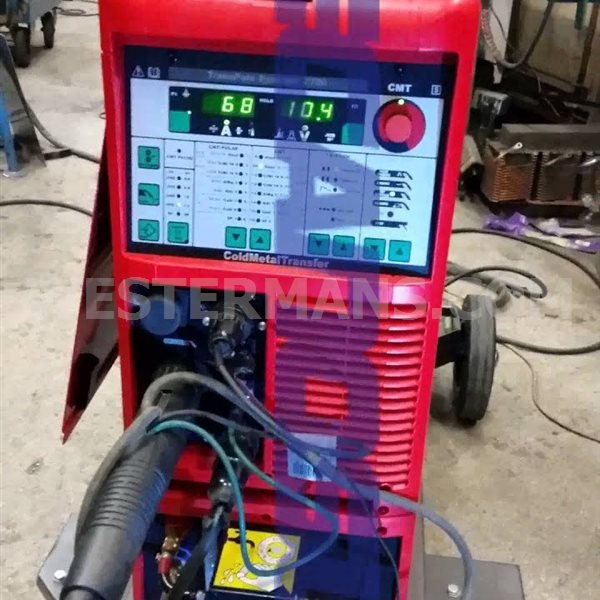 Fronius Welder Transpuls Synergic 2700 CMT