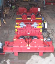 A and N 100 ton Growing Line Rotators