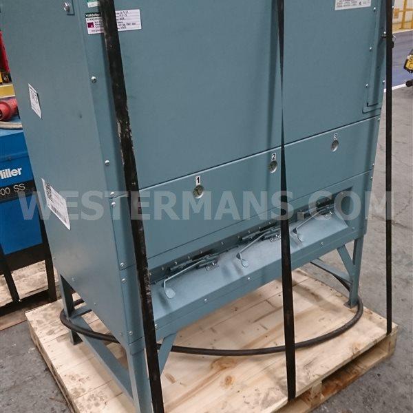 Gullco GOV 600 Sub Arc Flux holding oven UNUSED