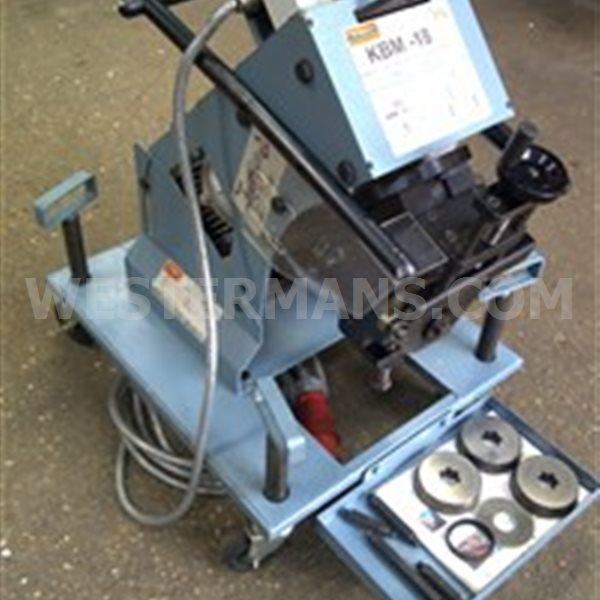 Gullco Plate Bevelling Machine KBM-18 - New Equipment