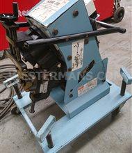Gullco KBM-18 Mobile Plate Edge Bevelling machine