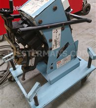 Gullco KBM-18 Mobile Plate Edge Bevelling machine