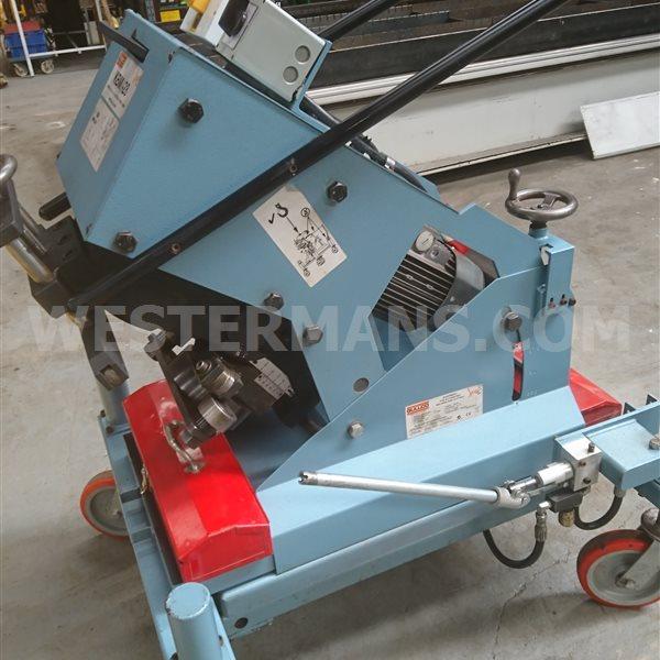 Gullco KBM 28 Heavy Duty Weld Joint Bevelling Machine