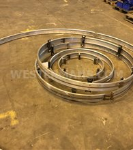 Gullco round track various sizes