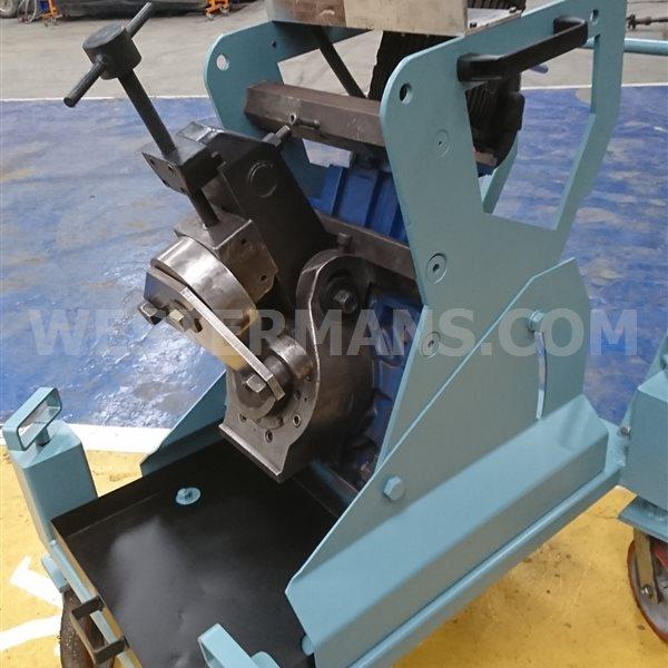 Gullco GBM 28U Heavy Duty Weld Joint Bevelling Machine