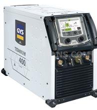 GYS Titanium 400 AC/DC TIG Welding Package