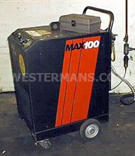 Hypertherm Max 100 Plasma Cutter  32mm Severance Cut