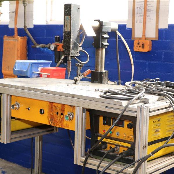 Cutlass 8 CDM Bench Stud Welder