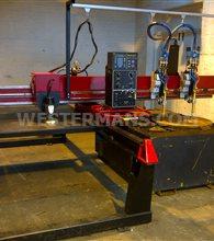 ESAB BOC Kestrel CNC Gas Profile Cutting Machine including Scanner System