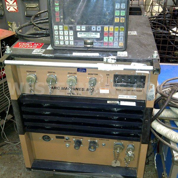 AMI 215 Micro Processor Orbital Welding Power Source for Tube Welding