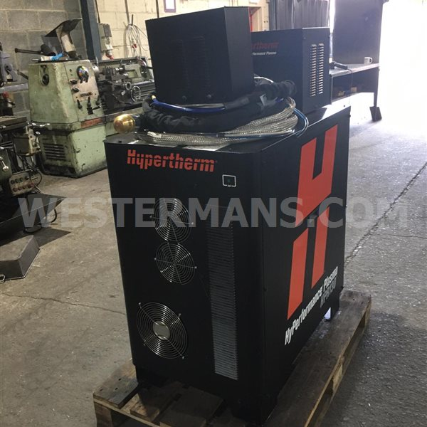 Hypertherm HPR130 Hyperformance Mechanised Plasma Cutting System XD Upgrade