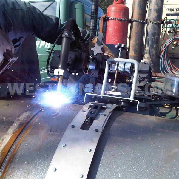 Gullco PipeKAT Automated Orbital Pipe Welding System