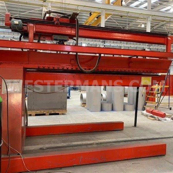Bode 2HSW/E 155-116 Longitudinal Seam Welder