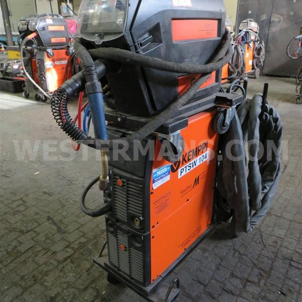 Kemppi fastmig M520 water cooled