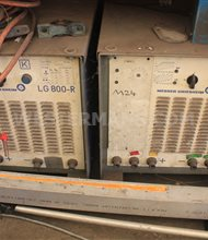 messer lg 800 and lg 1200 dc power supplies