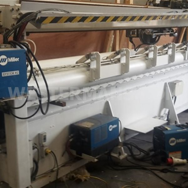 Jetline LWFS-144 Seam Welder
