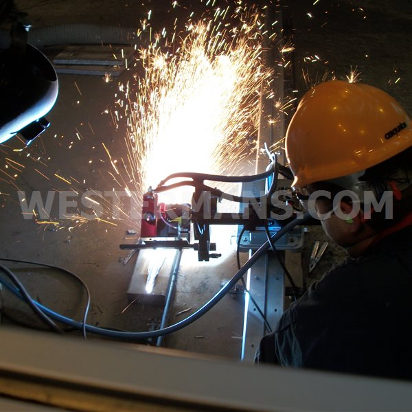 Gullco KAT GK-200 Flexible Track Travel Carriage System for Welding and Plasma Cutting - New Equipment