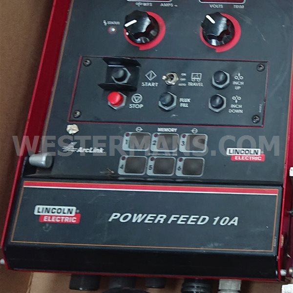 Lincoln 1000 ac/dc Powerwave Power Source with control