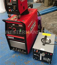 Lincoln Powertec 425S Seperate Mig Welder with LF24 Feed Unit