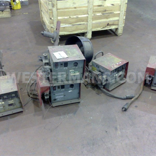 New and Used Wire Feed Units for MIG Welders