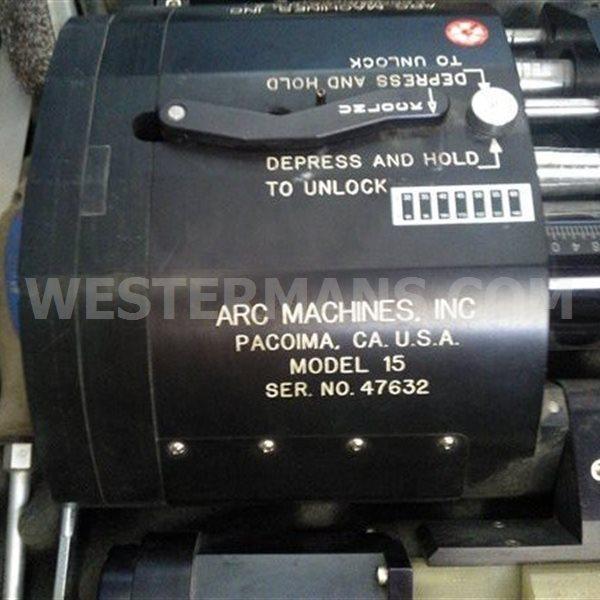 AMI M15 Pipe Welding Head