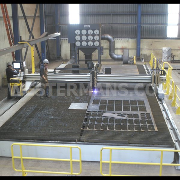 ProArc Master Plasma and Gas CNC Cutting Machine