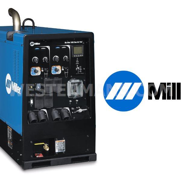 Miller Big Blue 800X Duo Air Pack