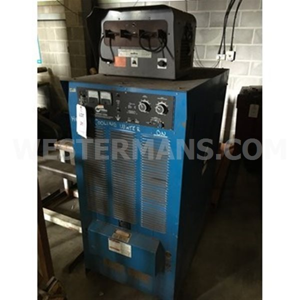 Miller CP CC 1500 DC ARC power source with hf unit Can be used as subarc