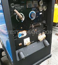 Miller Big Blue 500 Diesel Engine Site Welder