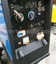 Miller Big Blue 500 Diesel Engine Site Welder Generator