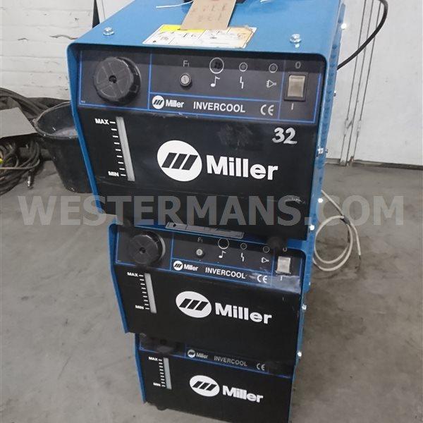 Miller invercooler