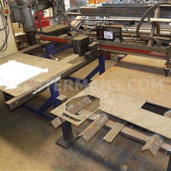 BOC Minigraph Magic Eye/cnc Cantilever Gas Profile Cutting Machine