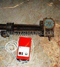 Motorised Slide 300mm for Welding