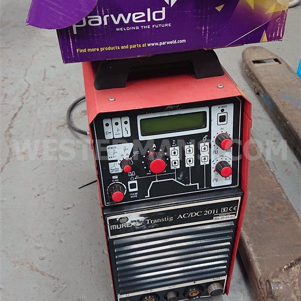 Murex ac dc single phase 220 volts  1000GBP