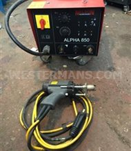 Nelson Alpha 850 Drawn Arc Stud Welder