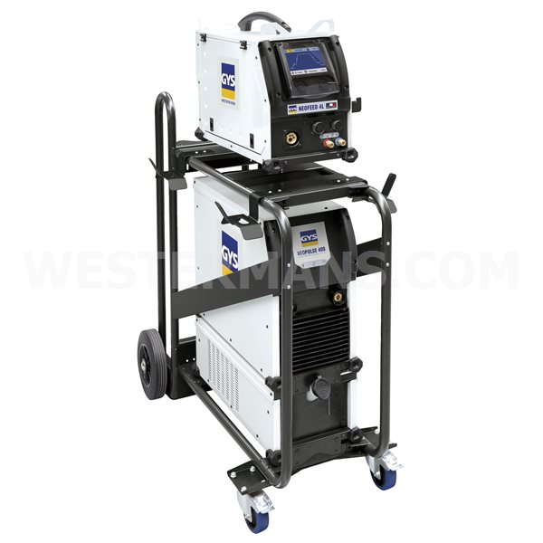 GYS NeoPulse 400 Pulsed MIG/MAG Welding System