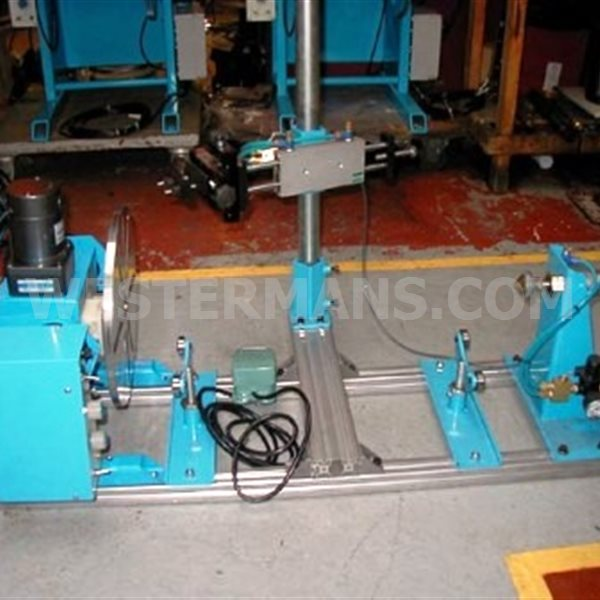 ProArc 100kg Welding Positioners, Bench Type with foot control (Not made in China)